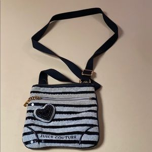 Juicy Coutute small crossbody bag in good cond